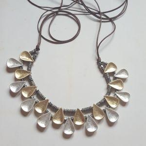 Boho Necklace Beauty